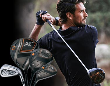 XXIO X Lightweight Clubs For Skilled Players