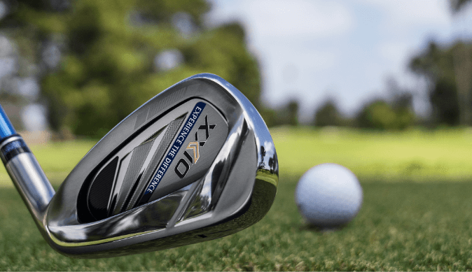 XXIO Eleven Iron Fairway