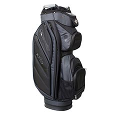 XXIO Hybrid Cart Bag,Black